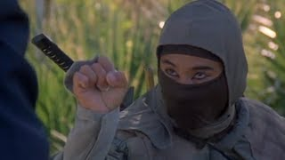 Golf course ninja massacre! - Ninja III: The Domination