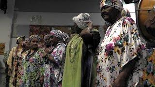 Batuque Afro-Brasileiro/V EIEMC/Juiz de Fora/MG