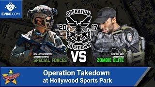 Operation Takedown @ Hollywood Sports Park - Airsoft Evike.com