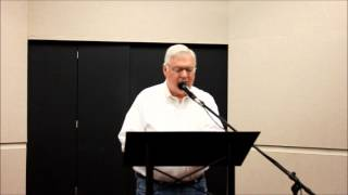 "Guy Terrell reads ""My Grandfather's Farm"""