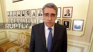 Czech Republic: Russian ambassador summoned over nerve agent origin claims