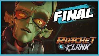 Ratchet & Clank: Parte 14 - FINAL SENSACIONAL!!!!!!!!!!!!! - Dublado PT-BR