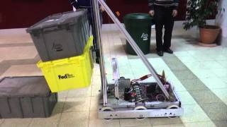 Ladies FIRST #4319- 2015 Robot Reveal
