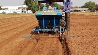 latest technology potato planting machine in india by agri tech