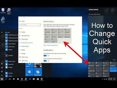 Xxx Mp4 Windows 10 Action Center Customized Windows 10 Tips And Tricks Free Easy 3gp Sex