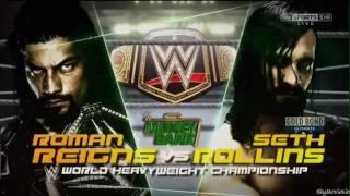 WWE raw 30may,2016