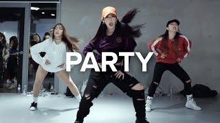 Party - Chris Brown ft. Gucci Mane, Usher / Mina Myoung Choreography