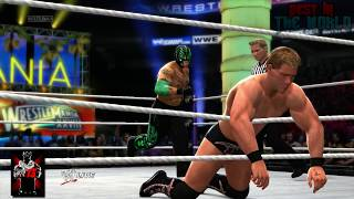 The Evolution Of Rey Mysterio 619 ( Here Comes The Pain To WWE 2K18 )