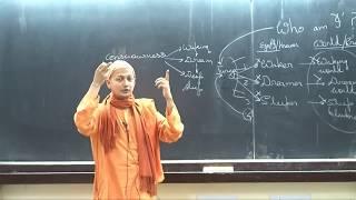 Swami Sarvapriyananda at IITK -