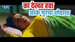 Dinesh Lal Yadav & Amarpali Dubey Hot Scene Video