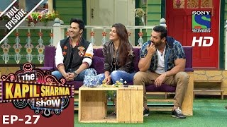 The Kapil Sharma Show - दी कपिल शर्मा शो–Ep-27-Team Dishoom in Kapil's Mohalla–23rd July 2016