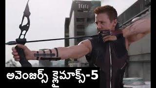 Avengers Telugu Dubbed Climax 5 AnuvadaChitraluTV