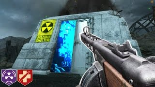 NUKETOWN ZOMBIES REMASTERED - EASTER EGG ENDING MOD! CoD Zombies BO2 Map Remake