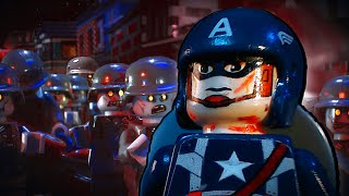 Lego Captain America 3: Nazi Zombies