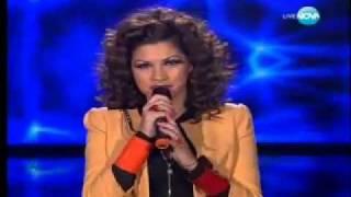 Alexandra Apostolova (Sanny Alexa) The X factor Bulgaria 2011 - Sunny на Boney M от Сани