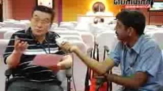 similarity between Korean and Tamil Language Part 1