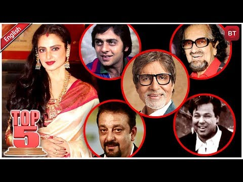Xxx Mp4 Rekha Married 5 Times In Her Life Rekha S Most Controversial Love Affairs Top 5 3gp Sex