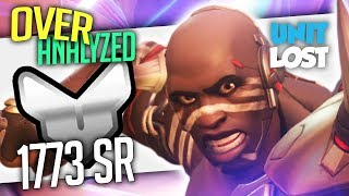Overwatch Coaching - Doomfist - SILVER 1773 SR - [OverAnalyzed]