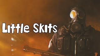 Smoke Knows What You're Wondering | Little Skits