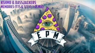 Kshmr Bassjackers Feat Sirah Memories The Two Strangers Steve V Trap Remix