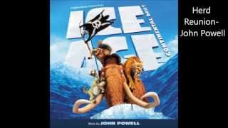 Ice Age: 2-4 Soundtrack [John Powells Best of]