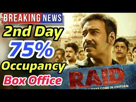 Xxx Mp4 Raid 2nd Day Occupancy Reports Box Office Collection Ajay Devgn 3gp Sex
