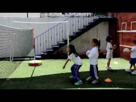 Entrenamiento de Voleibol y Cachibol