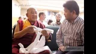 Arjia Rinpoche's Mongolian Song