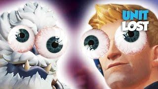 Overwatch Eye Tracker Gameplay - LOOK INTO MY EYES! (Soldier 76/Winston/McCree/Reinhardt)