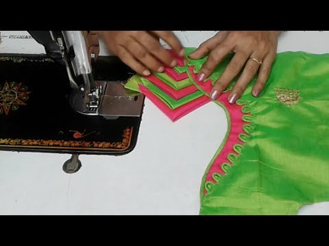 Xxx Mp4 Simple Designer Blouse Cutting And Stitching 3gp Sex