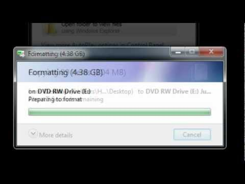 How to write a file or folder on CD,DVD
