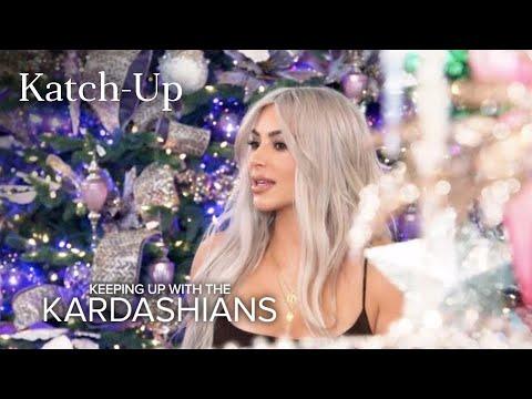 Keeping Up with the Kardashians Katch Up S14 A Very Kardashian Holiday E