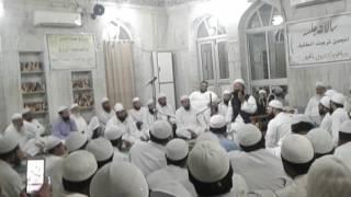 Qari Batin sahab  fejabadi in darul uloom Ankleshwar