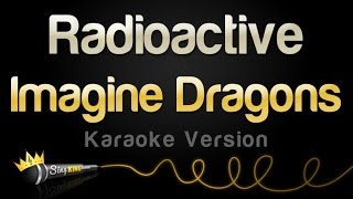 Imagine Dragons - Radioactive (Karaoke Version)