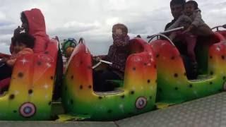 Roller Coaster Fail!