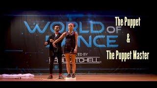 The Puppet & The Puppet Master | @jajavankova & @bdash_2 | WOD Boston