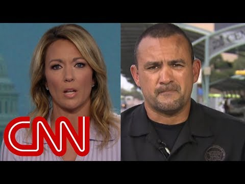 Border patrol agent: Kids are treated humanely