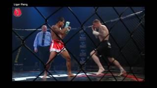 Tway Ma Shaung ( Myanmar ) vs Thomas Hengstberger ( Austria ) - Burmese Boxing - LETHWEI