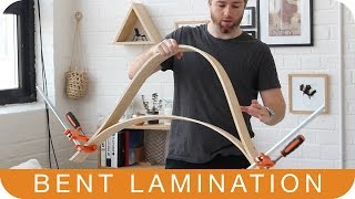 How to Make a Chair | Episode 8: BENT LAMINATION