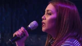 Its Showtime!: K Brosas sings mashup of