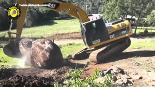 Balzon terraplenagem - Serviços com trator de esteira e escavadeira