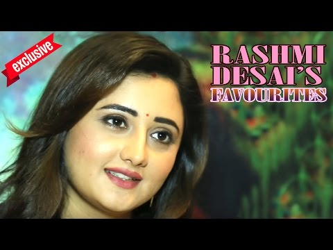 Rashmi Desai Interview On Her Favorites | Telly Reporter Exclusive