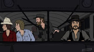 Mike Judge Presents: Tales From the Tour Bus - Waylon Jennings Part 2 Preview | Cinemax
