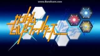 Gudam Build Fighters Try OP1 「セルリアン」