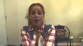 Aula de Português-Elenco de Violetta Tentam Falar Português