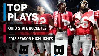 2018 Season Highlights: Ohio State Buckeyes | Big Ten Football