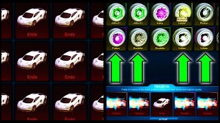 BIGGEST TURBO ITEM TRADE UP IN ROCKET LEAGUE!!