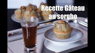 Recette Gâteau au sorgho - طريقة عمل خبزة الدرع