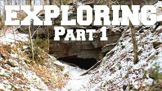 Exploring an Abandoned Coal Mine - Part 1