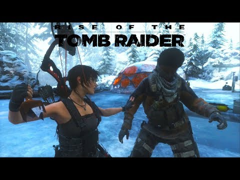 Xxx Mp4 Rise Of The Tomb Raider Brutal Stealth Action Gameplay Epic Combat 3gp Sex